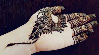 Gulf Henna Design 19 Heena Vahid