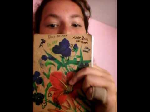 Diy diary cover