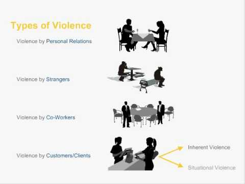 Workplace Violence Prevention Abridged Training Demo by Park Li