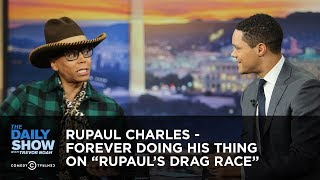 "RuPaul Charles - Forever Doing His Thing on ""RuPaul's Drag Race"" 