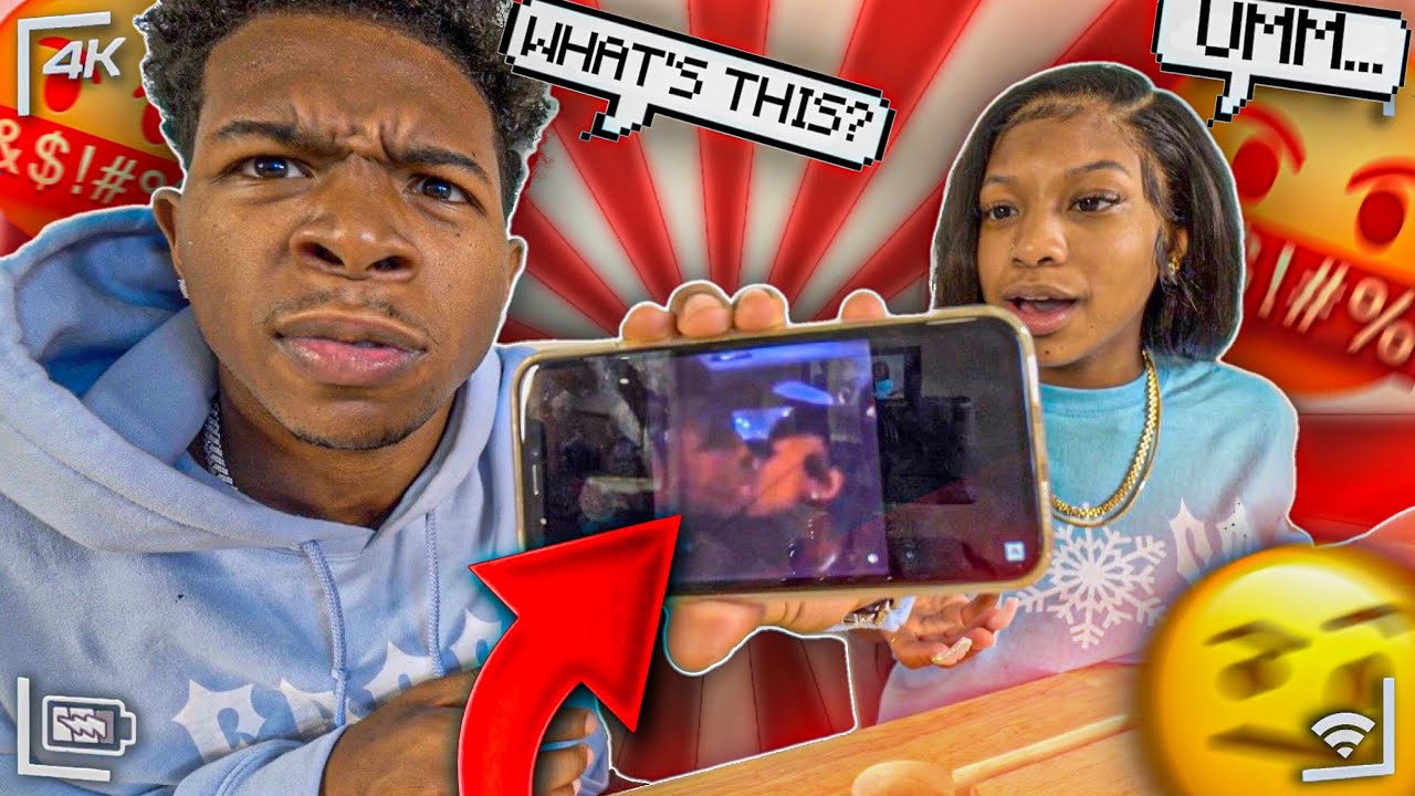 CONFRONTING MY SISTER ABOUT THE KISS! *She Was Glad I Found Out🤦🏾♂️*