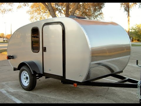 teardrop trailer build