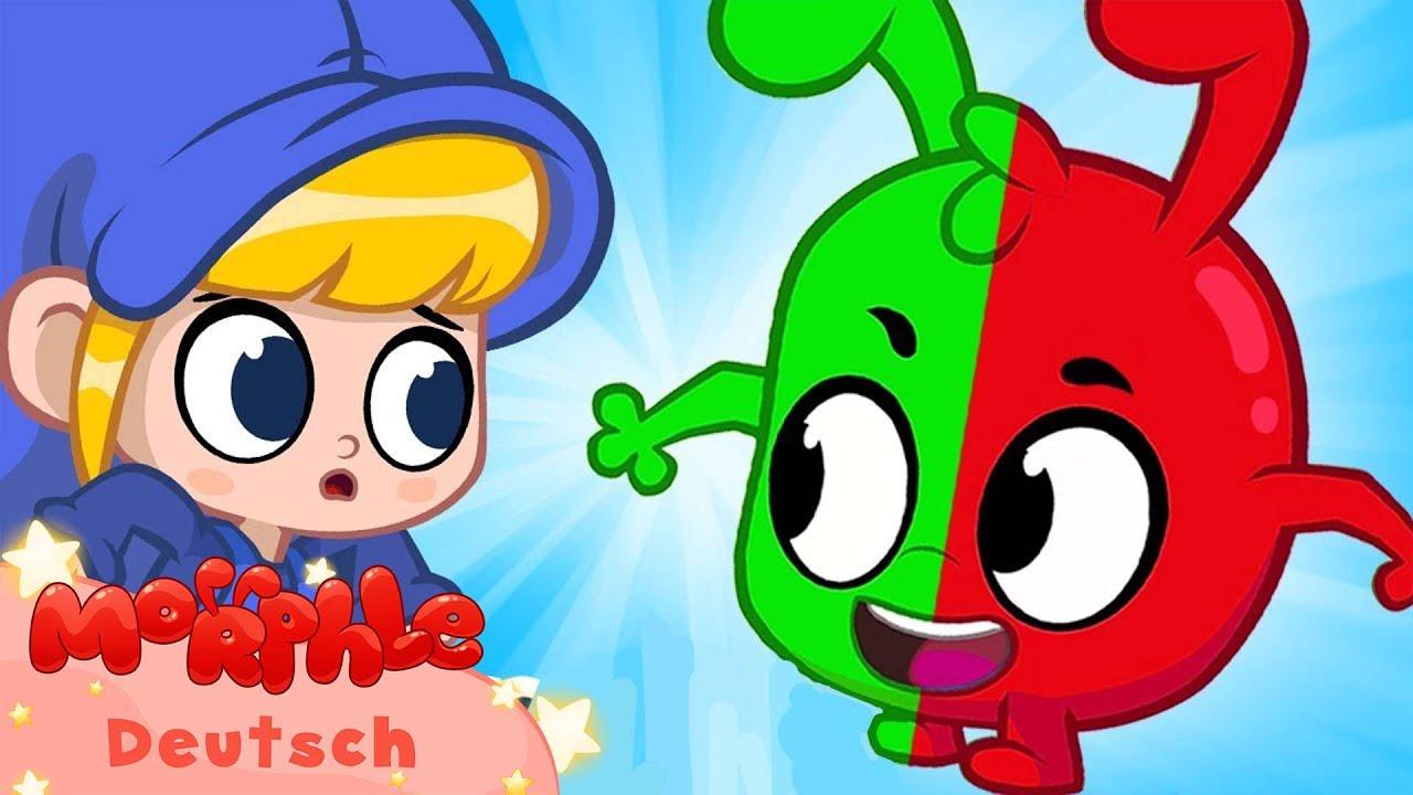 Morphle Deutsch | Morphle VS Orphle | Zeichentrick für Kinder | Zeichentrickfilm