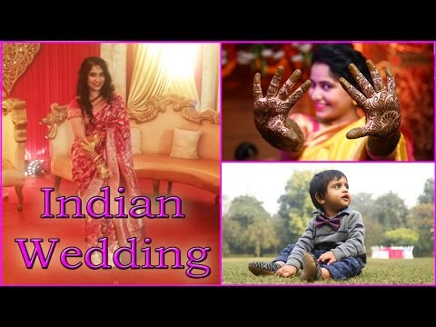 Indian Wedding Vlog | Mehendi , Tilak , Engagement and Wedding | Crazy Indian Mother