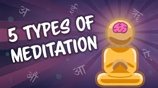 5 Types Of Meditation Described By An Indian Mystic | A million thoughts by Om Swami