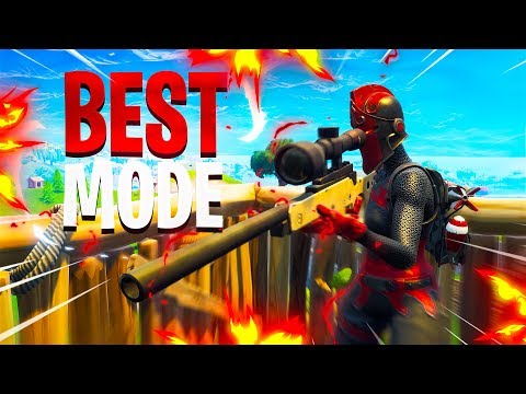 The BEST MODE in Fortnite