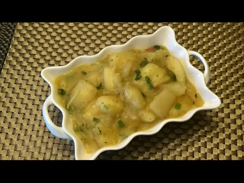 Boil and Fry Cassava - Episode 105