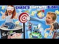 Chases 7th Birthday Mommy Ice Cream Dunk Tank FUNnel Fam Vlog