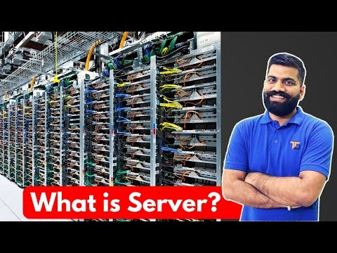 What is a Server? Servers Explained in Detail