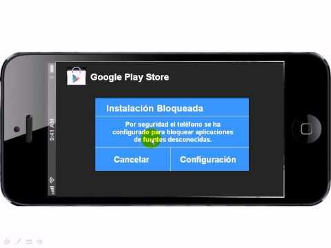 Como instalar Play Store de Google en tu dispositivo Android