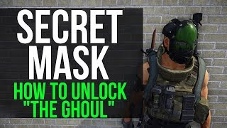 The Division 2 Secret Hunter Boss Fight: How to Get The Ghoul Mask