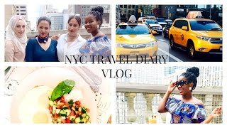 NYC TRAVEL DIARY | VLOG