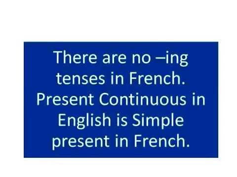 Speak French lesson 8 - Learn French basic conversation -Learn to speak French - Learn French online