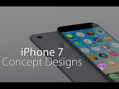 Top 5 Iphone 7 Concepts