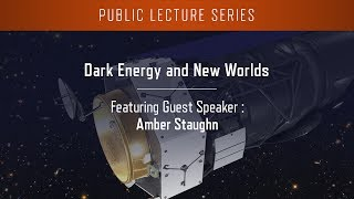 Dark Energy and New Worlds: NASA