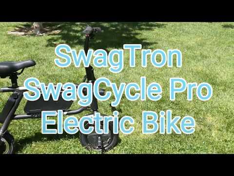 SWAGTRON SwagCycle Pro - Best E-Bike 2018?