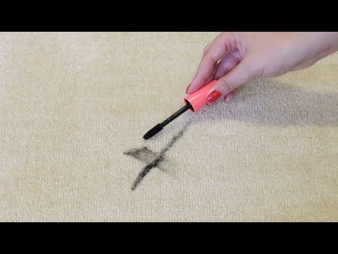 Remove Mascara Stains From Carpets - BISSELL