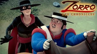 Zorro cartone video playkindle