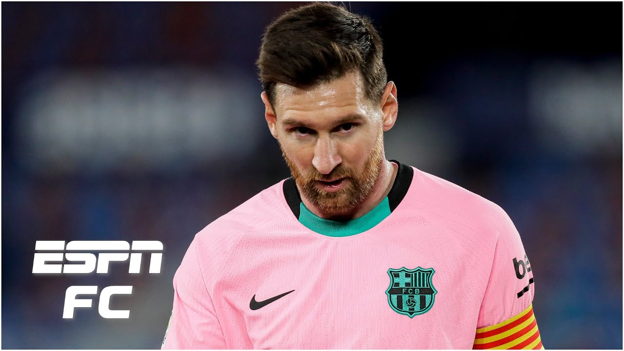 Lionel Messi might not play with Barcelona UNTIL JANUARY?! | ESPN FC