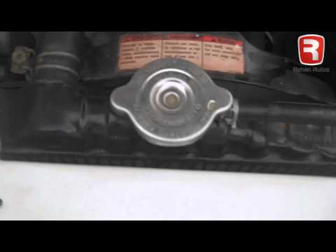 How to check car radiator