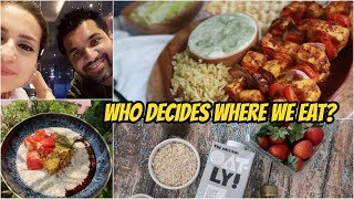 VLOG #52 Is There Anything I Actually Eat? | Sea Prayer Review