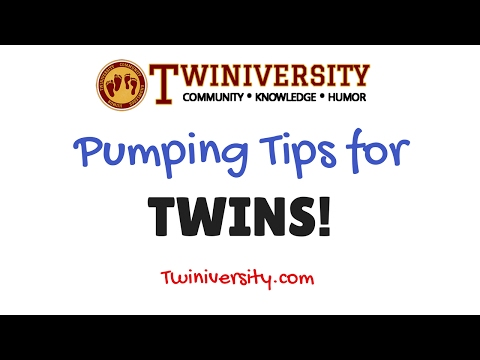 Pumping Tips for Twins | Facebook Live Chat!