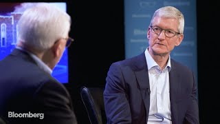 The Phone Call That Changed Tim Cook's Life