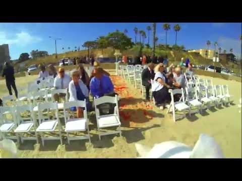 Beautiful Beach Wedding in Virginia