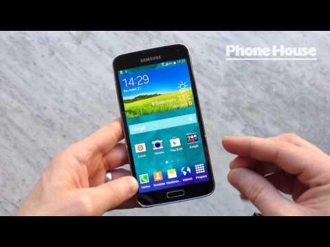 Samsung Galaxy S5, förfinad på varje punkt