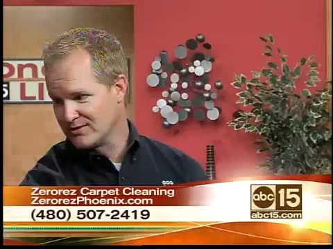 Carpet cleaning without chemicals