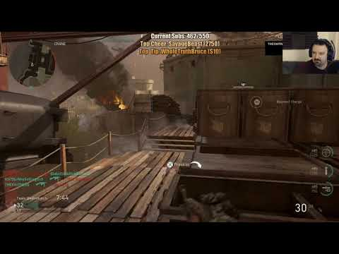 COD WW II MY BEST SESSION EVER! pt34