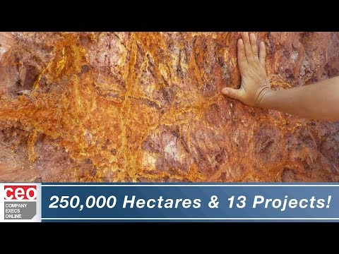 250,000 Hectares and 13 Projects! - Altamira Gold