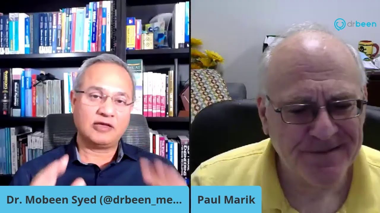 COVID-19 Management With Dr. Paul Marik - Author Of MATH+ Protocol