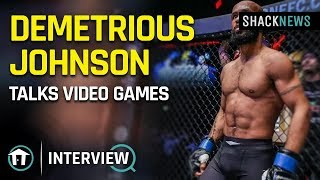 Demetrious Johnson Talks PUBG, Star Wars & Gaming