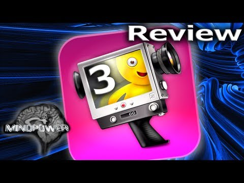 iStopMotion 3 Review - MindPower009