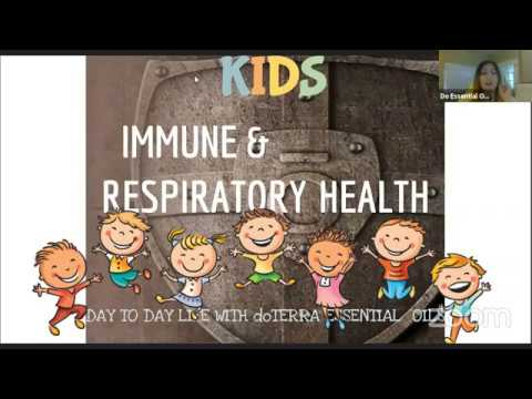 Kids Inmune Support & Healthy Respiratory System