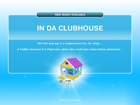 In da clubhouse -sims freeplay