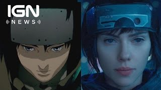Original Ghost in the Shell Director Has No Problem With Live-action Remake - IGN News