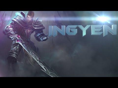 Leauge of Legends l INGYEN!!!! Dreadknight Garen skin