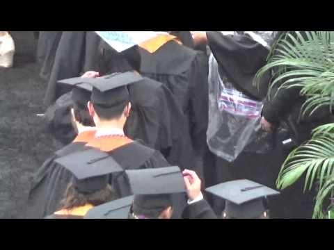 Joshua Graduation - Diploma Ceremony