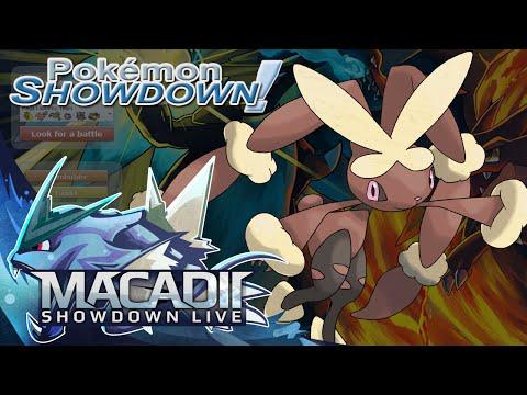 Welcome to the Mansion! - Mega Lopunny LIVE w. macadii (Pokemon Showdown Smogon ORAS OU Team)