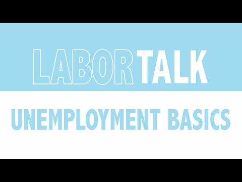Labor Talk: Filing for Unemployment Basics