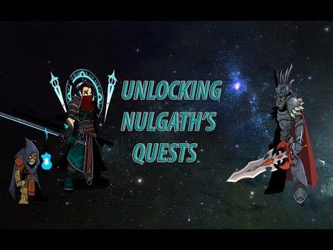 AQW How To Unlock Nulgath's Quests & Shop