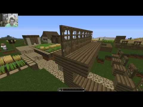 How to Expand an NPC Village! Minecraft Tutorial