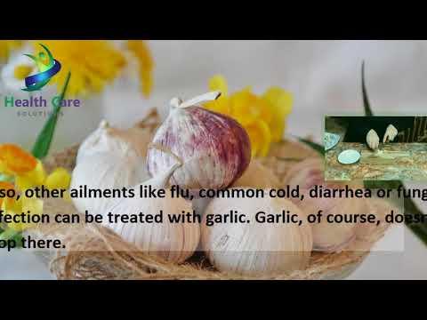 Why Garlic and Honey Good for Men Garlic Health Benefits  Raw Honey Benefits !