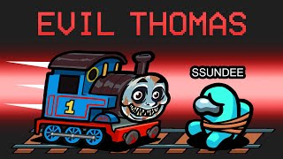 *THOMAS The TANK* IMPOSTER Mod in Among Us