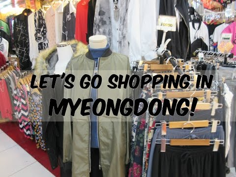 Shopping In Korea | Part 2 My Favorites Stores!