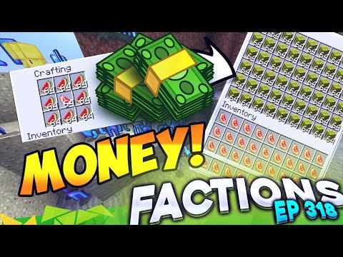 Minecraft Factions #318 - OP FARM RAID ! (Minecraft Raiding