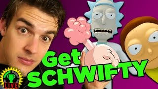 GTLive: SHOW ME WHAT YOU GOT! | Rick and Morty VR