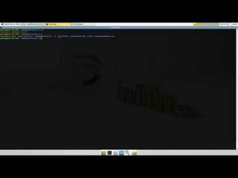 Run a java class file in a Linux terminal